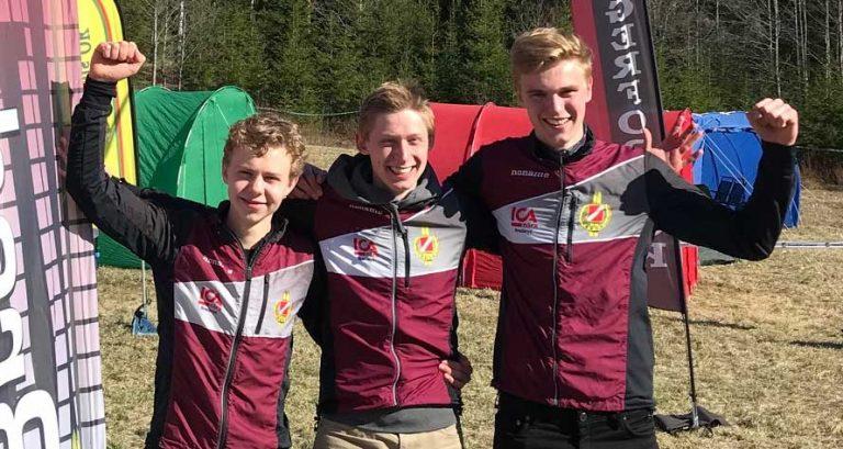 Tre BSOK-juniorer uttagna i landslaget