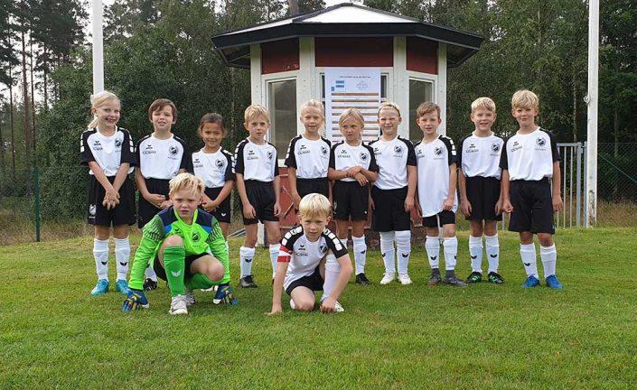 Premiär för fotbollscup i Hånger – 20 bilder