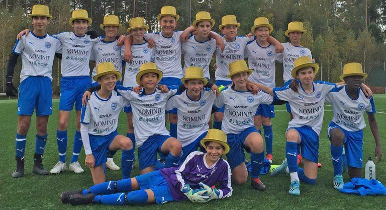 IFK P 06 vann serien