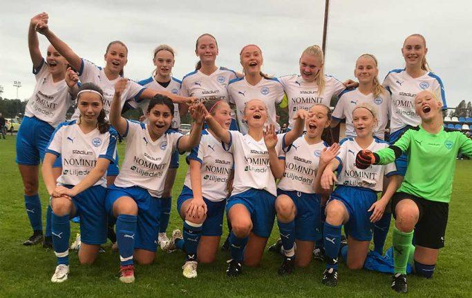 IFK F 15 till DM-final