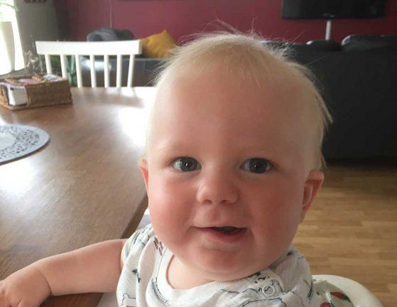 Malte Antonsson 1 år