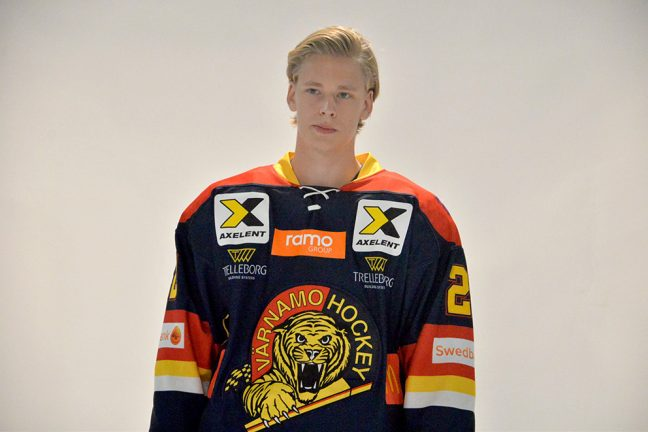 Johan från VGIK i ny klubb