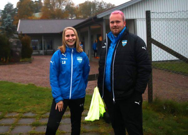 Damlaget i Bor har fått nya tränare