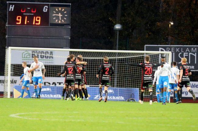 Självmål sänkte IFK
