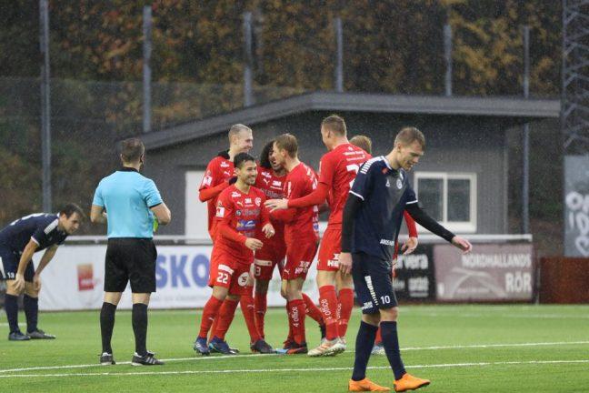 Bildextra: Sen kvittering gav IFK-poäng