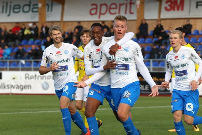 Matchfakta IFK–Lunds BK