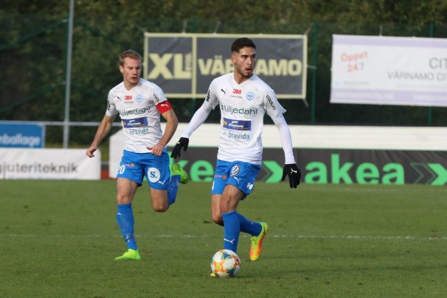 IFK möter MFF 10 november