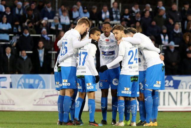Bildextra: IFK höll i 56 minuter