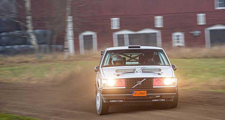 Flera nyheter i Sydsvenska Rallycupen 2020
