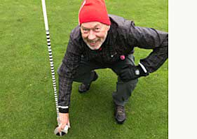 Anders gjorde hole in one