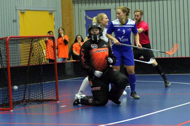 Bildextra: Dramatik när VIK vann – Lovisa segerskytt