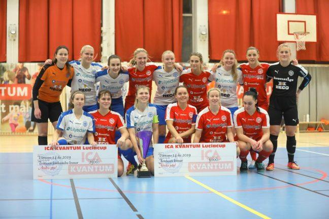 Bildextra: Dubbelt IFK i topp