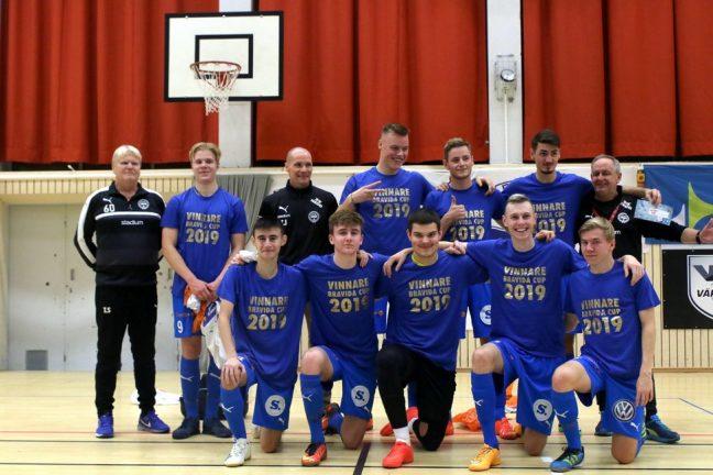 Bildextra: IFK-seger i Bravida Cup