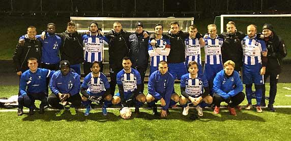 FIF-seger över Kulltorp