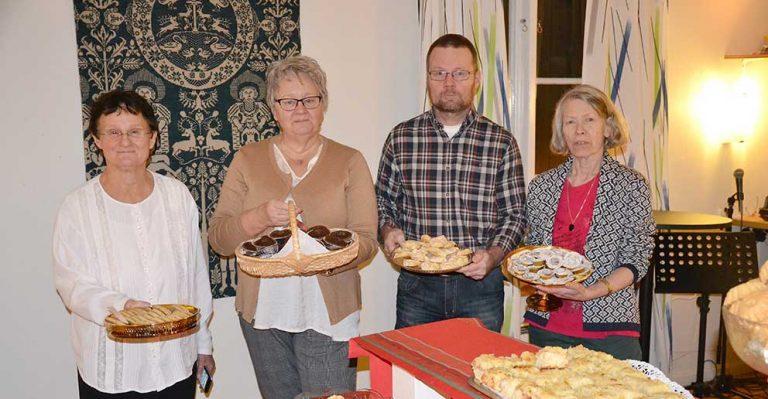 Christmas Carols besökte Hagshult