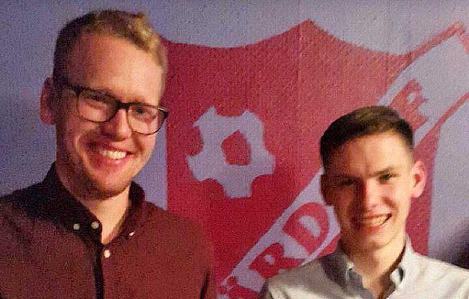 Prisfest hos KIF – Claesson fortsätter som tränare