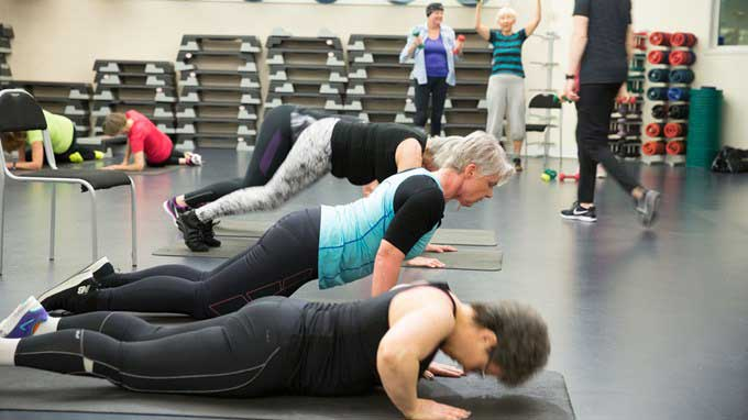 Nu startar träning för cancerbehandlade