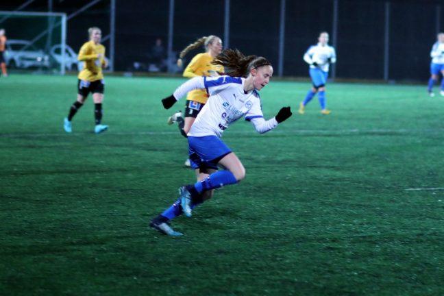 Bildextra: IFK dam med tre nya spelade 0–0