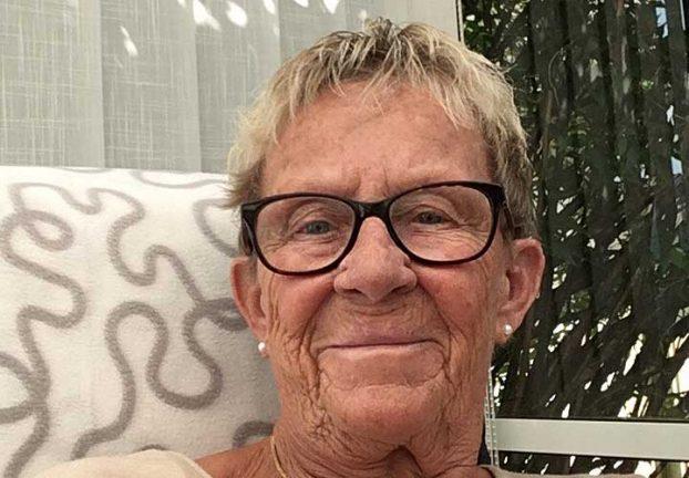 Mona Pettersson 73 år