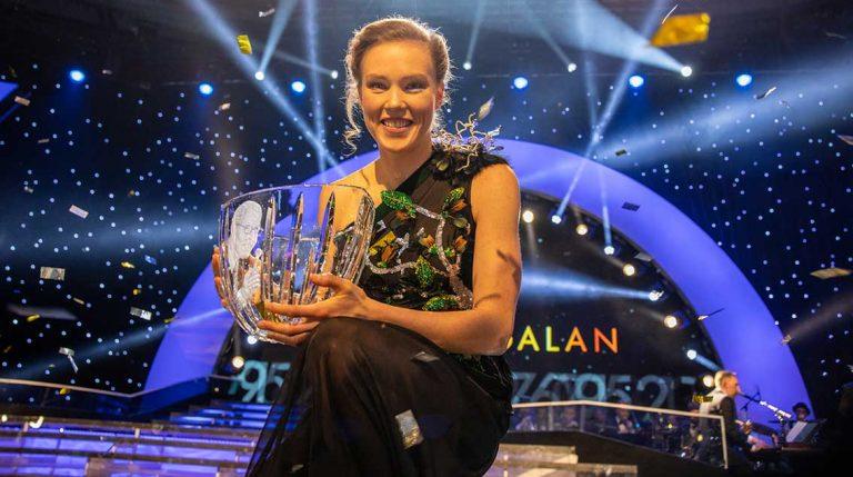 Jerringpriset till Tove Alexandersson