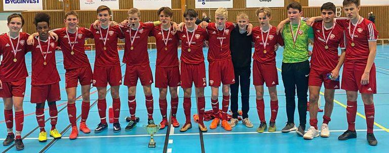 V-Södra blev Smålandsmästare