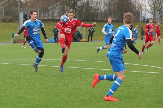 BLIK och Bors SK spelade oavgjort