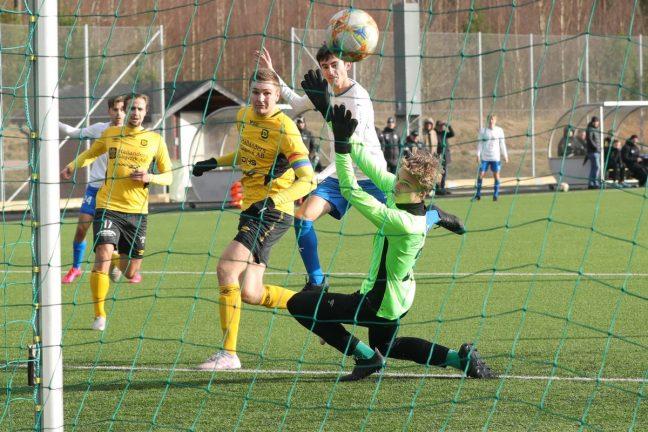 Bildextra: IFK U21 imponerade