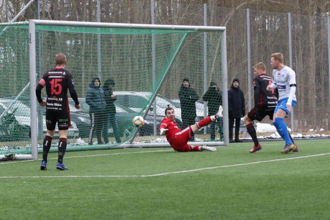Bildextra: 1–1 för starkt IFK