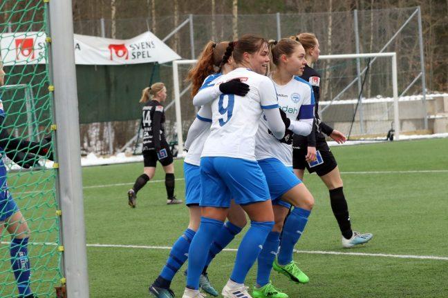 Målpigga IFK-tjejer