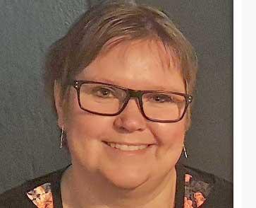Anna Roos 40 år
