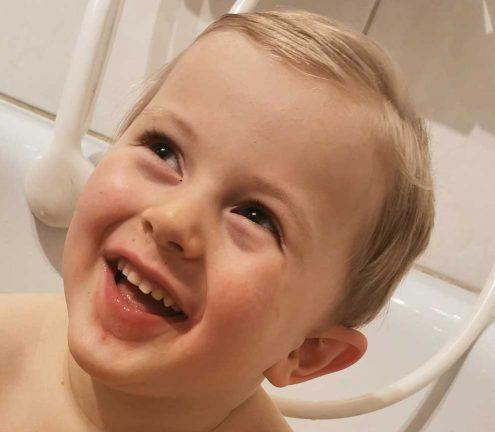 Enzo Jalonen 5 år