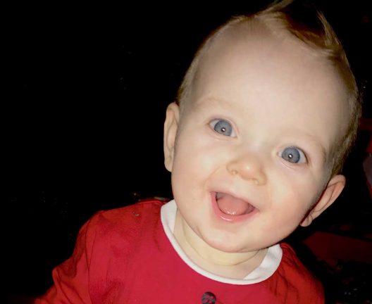 Hugo Gustafsson 1 år