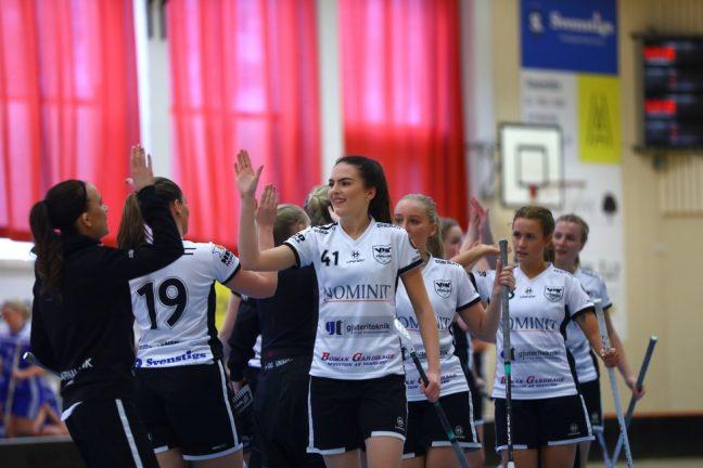 Bildextra: VIK-damerna vann klart