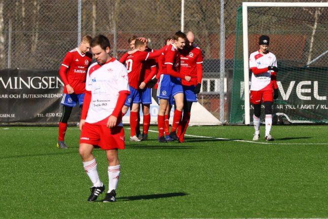 BLIK vände mot Ås och vann cupmatchen