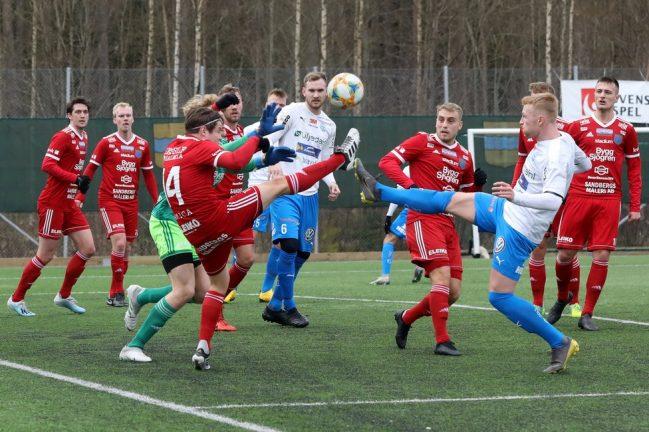 Bildextra: IFK med ny spelare vann klart