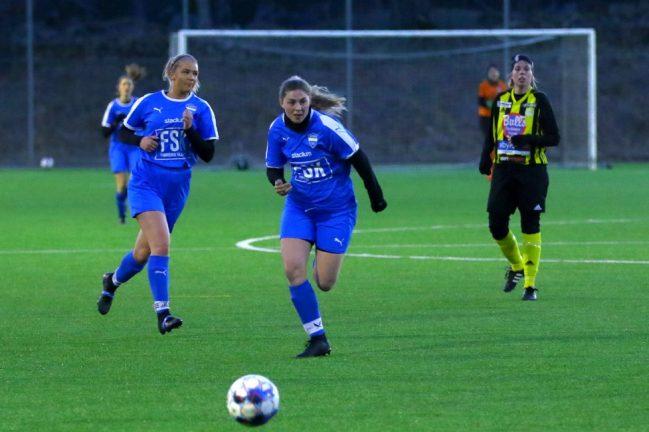 Bildextra: Bors damer föll i Smålandscupen