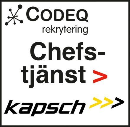Ledig tjänst hos Kapsch Trafficcom