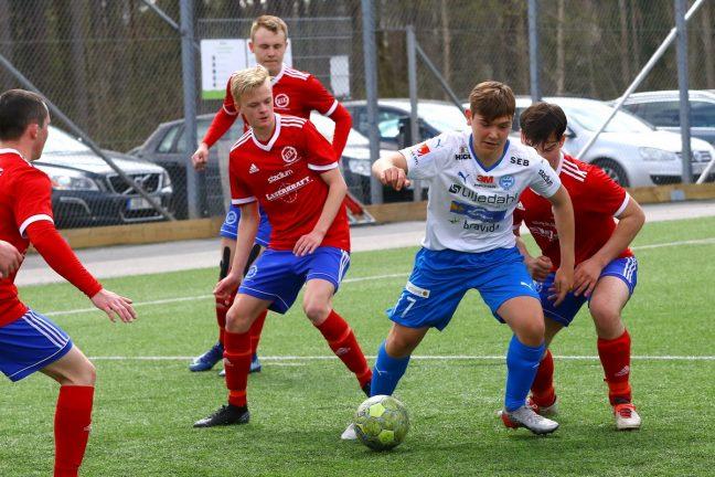 Bildextra: IFK vann över BLIK