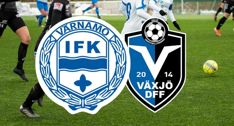 Växjö DFF och IFK Värnamo inleder samarbete