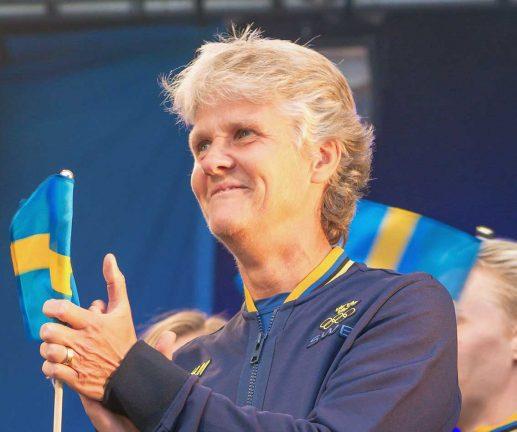 Pia Sundhage är Årets Svenska Kvinna