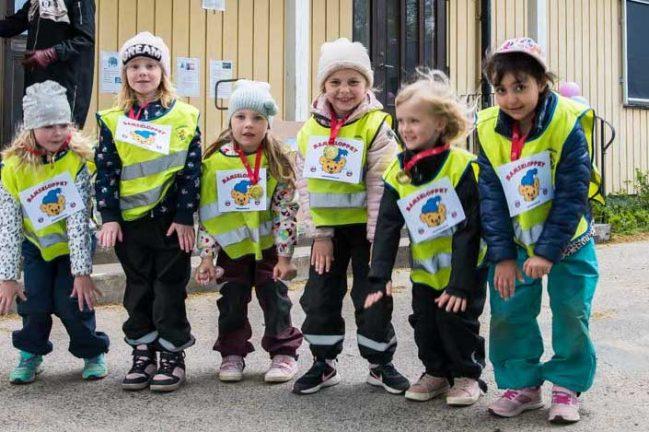 Fler förskolebarn på landsbygden
