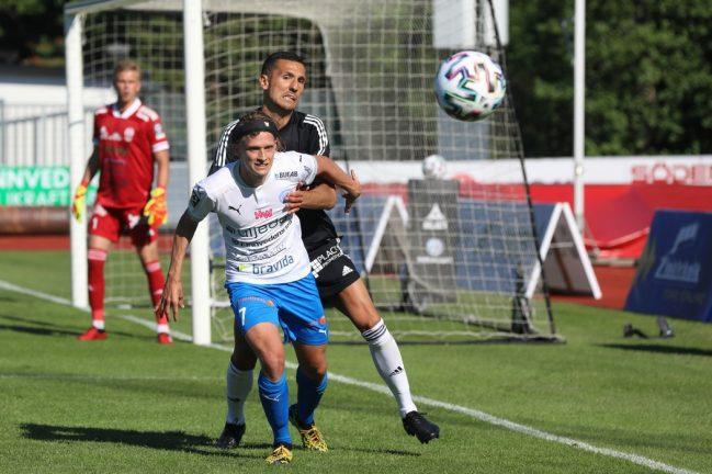 IFK föll och släppte in fem mål