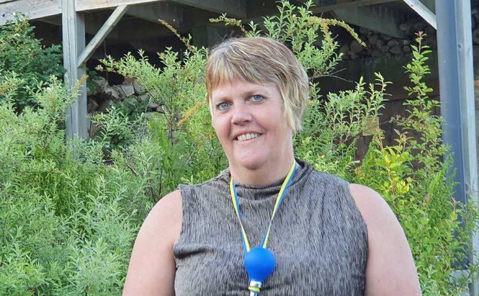 Ann-Louise Smedberg