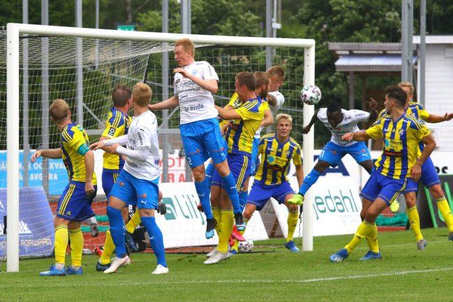 Bildextra: Målskyttet lossnade för IFK