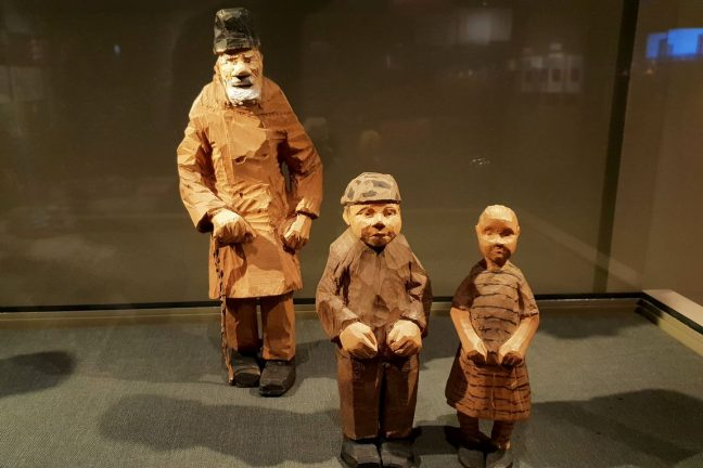 Hemester: Döderhultarns museum