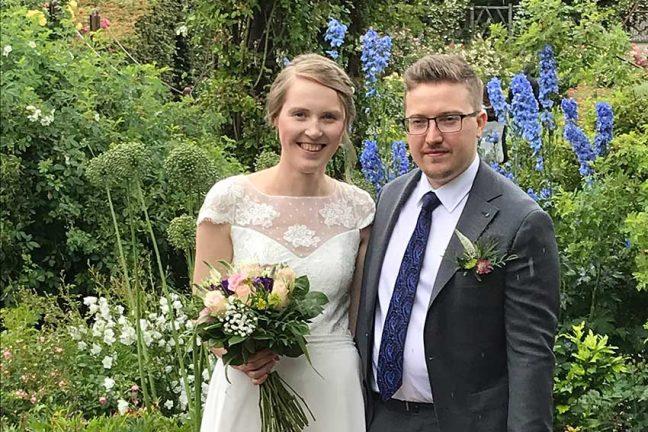 Josefin och Linus Vahlbom