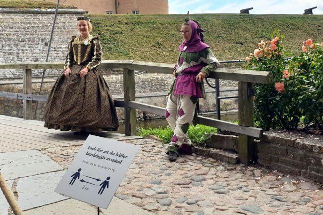 Hemester: Kalmar Slott