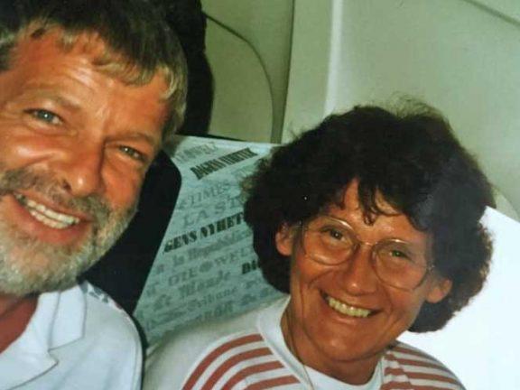 Anita och Kjell Persson – guldbröllop
