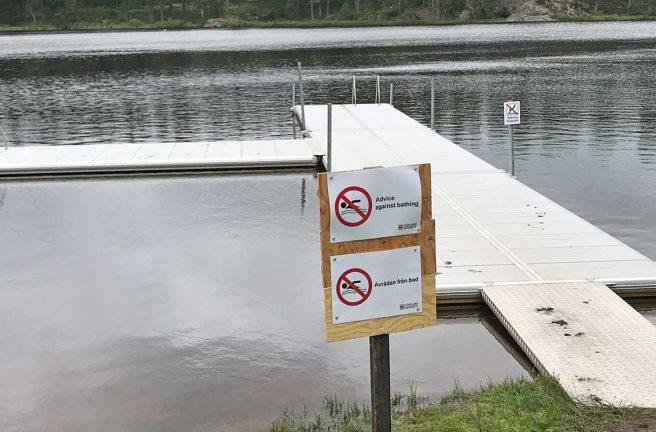 Bättre badvattenprover i många sjöar
