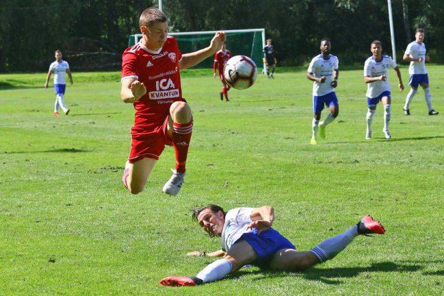 Bildextra: V-Södra spelade 2–2